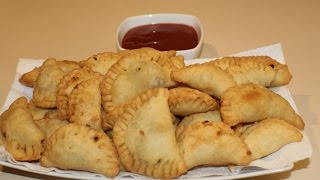 Vegetable Pasties (finger Food/ Party Food)