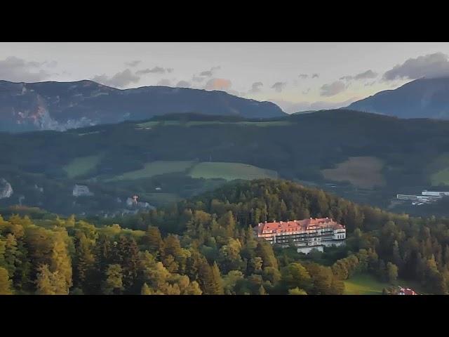 Webcam Semmering - Panoramahotel Wagner