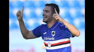 Sampdoria  Federico Bonazzoli 19/20 Season highlights