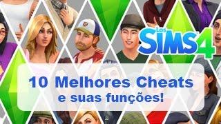 10 MELHORES Cheats/Truques The Sims 4 e suas funções