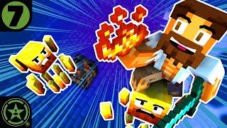 Grinding Blazes Into Powder! - YDYD4 (Part 7) - Minecraft