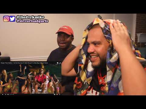 Megan Thee Stallion Nicki Minaj Hot Girl Summer Reaction