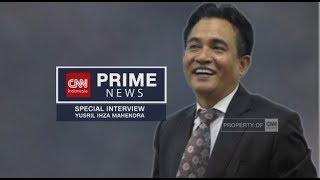Yusril: PBB Akan Jadi Leader Oposisi Jika Jokowi Presiden Lagi