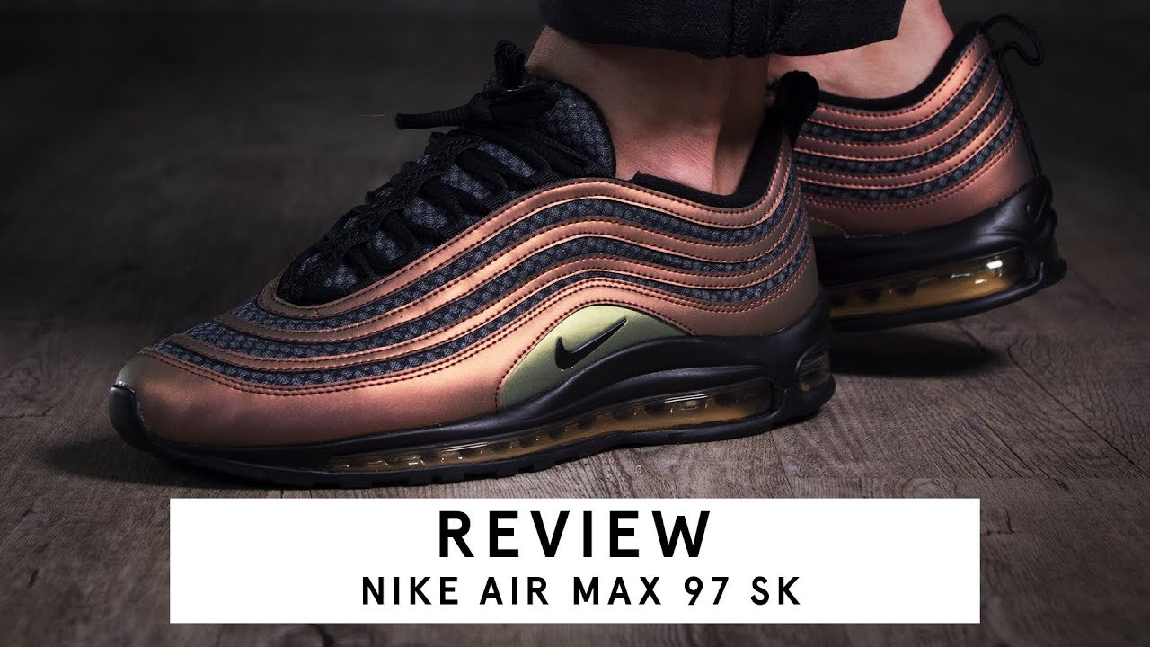 sports shoes 421fb 73226 Nike Air Max 97 SK | Review
