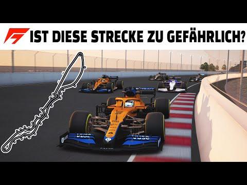 Das erste Rennen auf der neuen Formel 1 Rennstrecke in Saudi-Arabien
