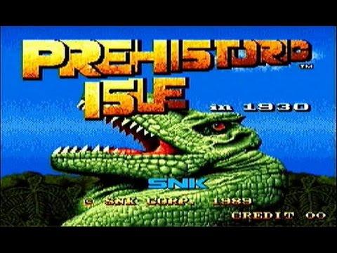 El Mejor Juego De Aviones Y Dinosaurios Prehistoric Isle In 1930