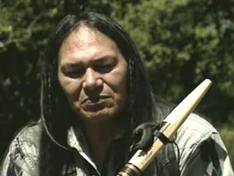 Charles Littleleaf - His Native American Flute Journey