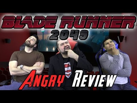 Blade Runner 2049 Angry Movie Review