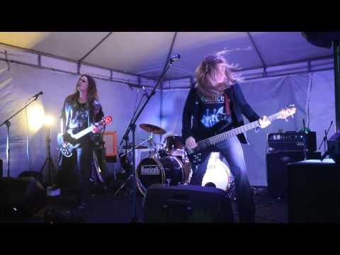 BANDA MONTICELLI-JUDAS PRIESTER - BREAKIN` THE LAW COVER RECIFE -PE