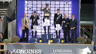 Longines Global Champions Tour of Lausanne Grand Prix Round 2 / Jump off