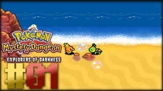 Pokemon Mystery Dungeon | Explorers Of Darkness | Part 1