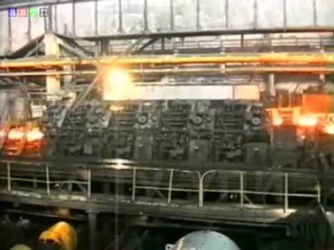 Производство бесшовных труб методом горячей прокатки