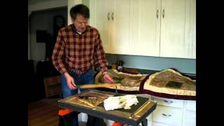 A Reed Organ Restoration Tip.