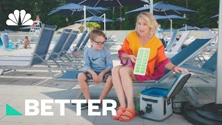 5 Clever Hacks For A Better Day At The Pool | Better | NBC News