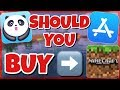 PAID Minecraft PE VS CRACKED Minecraft PE Comparison Why Not To Use MCPE From PandaHelper