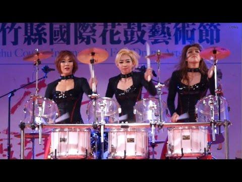 Drum Cat(드럼캣)韓國貓鼓秀(2014國際花鼓藝術節)