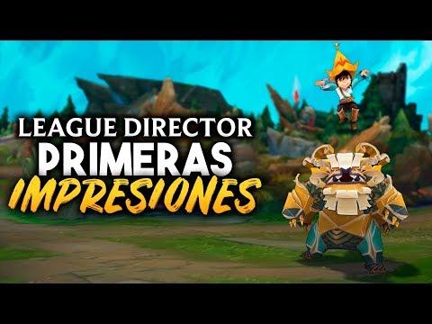 League Director: Primeras impresiones | League of Legends thumbnail