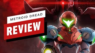 Metroid Dread Review (Video Game Video Review)