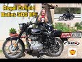 Royal Enfield Bullet 500 EFi | Prueba / Test / Review en español | Total Motor TV
