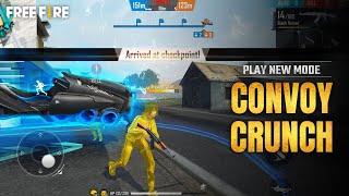 নতুন গেম মোড: Convoy Crunch | Garena Free Fire