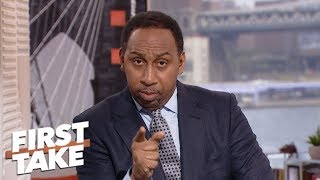 Stephen A. rips Marvin Lewis & the Bengals for 15-year playoff drought | First Take | ESPN