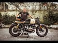 [MotoSaigon] BMW R100 RS ?? Tracker c?c ch?t b?i STD Motorcycle Custom