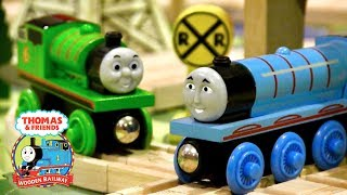 Sodor Engine Wash Set Review  Thomas Wooden Railway Discussion 112