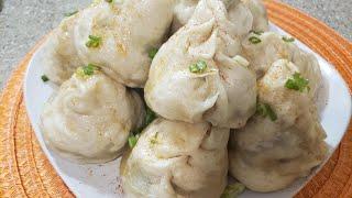 Уйгурские Дрожжевые Манты из Джусайской начинки |Оширма Монти Кудакиймасидан