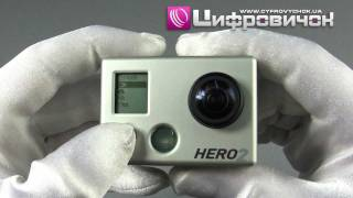 видеообзор GoPro HD HERO2