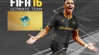 FIFA 16 Ultimate Team | Onlıne Draft | Türkçe Anlatım