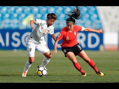 Korea Republic 0-0 Japan (AFC Women's Asian Cup 2018: Group Stage)
