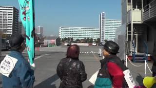 地鎮祭に来た福山通運子丸社長に申し入れ thumbnail