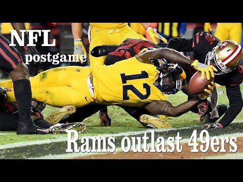 Rams Defeat San Francisco 49ers, 41-39 | Los Angeles Times