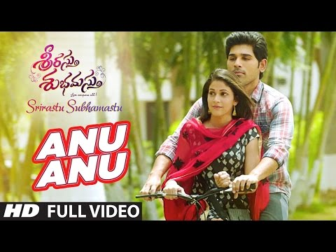 "Anu Anu Full Video Song || ""Srirastu Subhamastu"" 