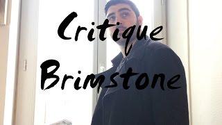 Critique popcorn #2 Brimstone