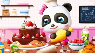 Baby Panda,cooking party,By BabyBus,Kids games to play at home,mobile games for kids