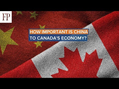 How Important Is China To Canada's Economy?