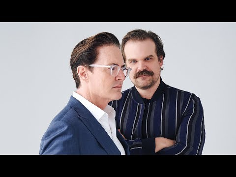 David Harbour & Kyle MacLachlan  Full Actors on Actors Conversation