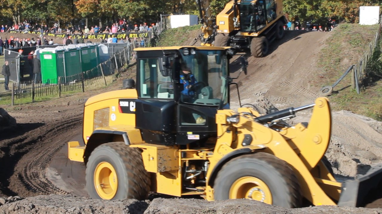 Cat machines bij pre proloog pon equipment b v