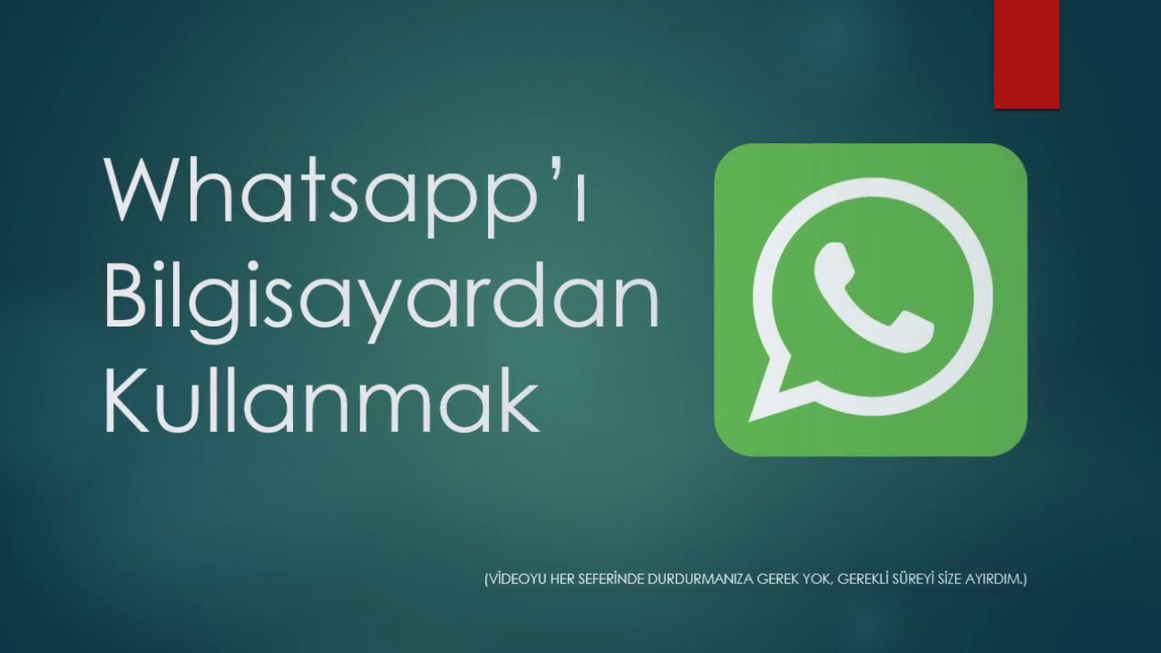 başkasının whatsapp ına girmek mümkün mü