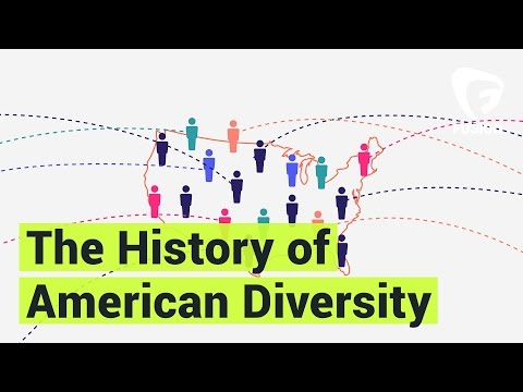 The History of American Diversity