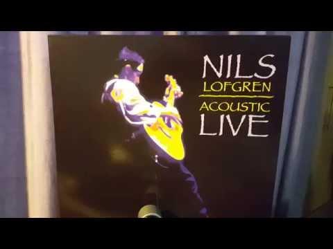 Lenco L75 spinning Nils Lofgren Keith Don't Go