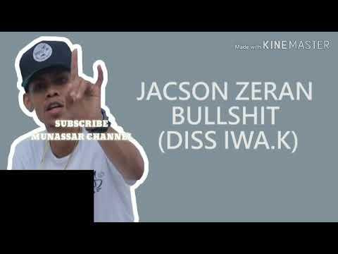 Jacson Zeran - BULSHIT (lirik)