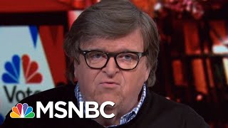 Michael Moore: Get Other People To Vote   All In   MSNBC
