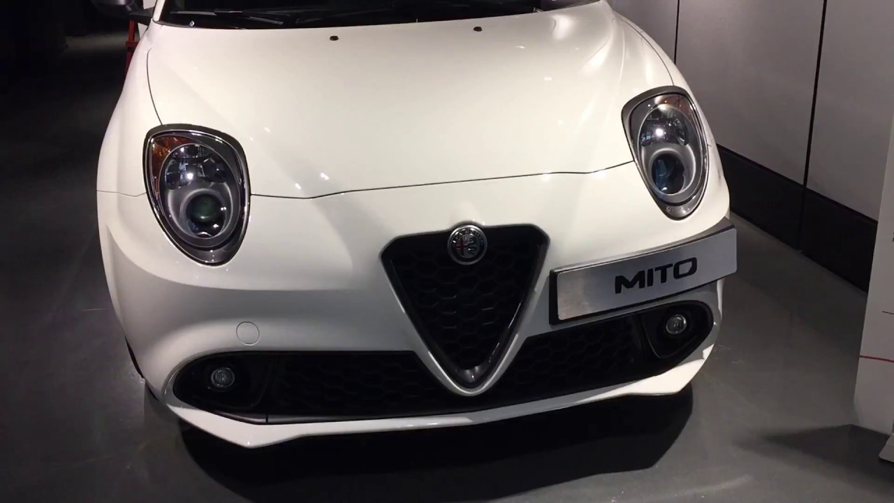 alfa romeo mito 2017 youtube. Black Bedroom Furniture Sets. Home Design Ideas