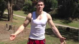 10 minute Abs workout - Chris Atkins