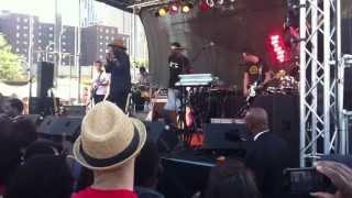 Superstarr Part 1 by K-OS / Afropunk Festival - 8/25/2013 / Brooklyn, NY