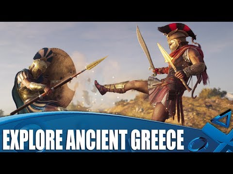 Assassin's Creed Odyssey – We Explore Ancient Greece