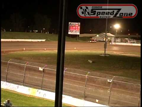 Oshkosh Speedzone Raceway - May 24, 2013 - Grand National Feature