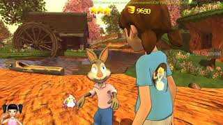 BabyBus - Tiki Mimi và trò chơi khám phá thế giới hoạt hình Disney tập 21